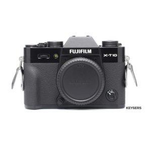Fujifilm X-T 10 Body Black