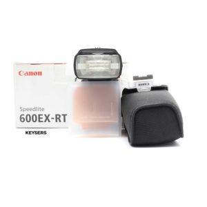 Canon 600 EX-RT Speedlite