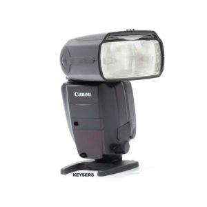 Canon 600 EX -RT Speedlite