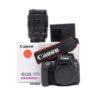 Canon 77D Bundle