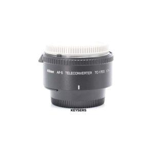 Nikon AF-S 1.7x TC-17E II Extender
