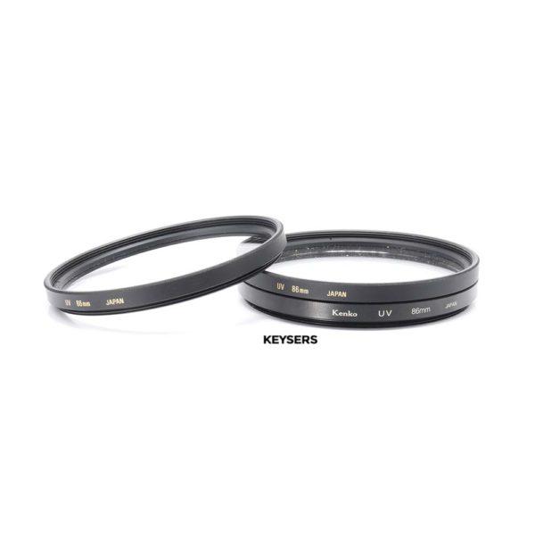 86mm High Quality UV Filter