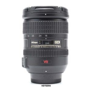 Nikon AF-S 18-200mm f3.5-5.6 G ED DX Lens