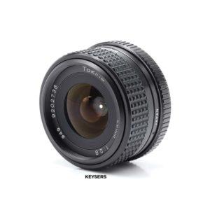 Tokina 28mm f2.8 Lens (MD Mount)