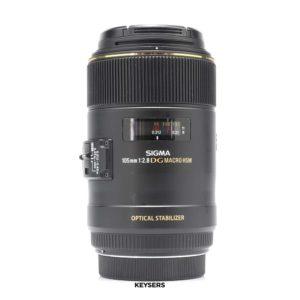 Sigma 105mm f2.8 DG HSM OS Macro Lens (Canon Mount)