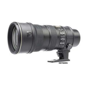 Nikon AF-S 70-200mm f2.8 G ED VR Lens