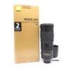 Nikon AF-S 200-500mm f5.6 E ED VR Lens