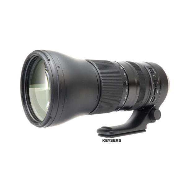 Tamron SP 150-600mm f5-6.3 Di VC USD G2 Lens (Nikon Mount)