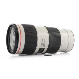 Canon EF 70-200mm f4 L IS II USM Lens