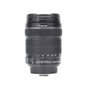 Canon EF-S 18-135mm IS STM Lens