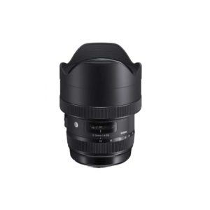 Sigma 12-24mm f4 DG HSM Art Lens Nikon F(front)