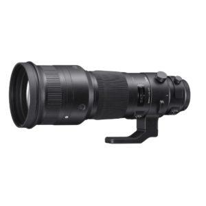 Sigma 500mm f4 DG OS HSM Sports Lens (Nikon F Mount)
