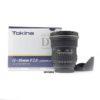 Tokina SD 11-16mm f2.8 DX Lens (Nikon Mount)