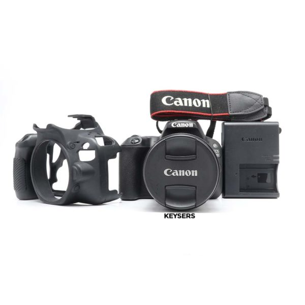Canon 200D Bundle