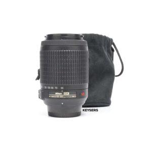 Nikon AF-S 55-200mm f4-5.6 G ED DX VR Lens