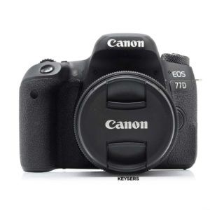 Canon 77D Bundle