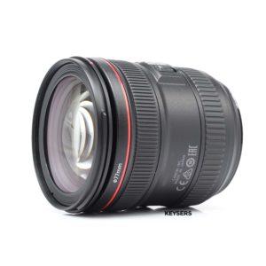 Canon EF 24-70mm f4 L IS USM Lens