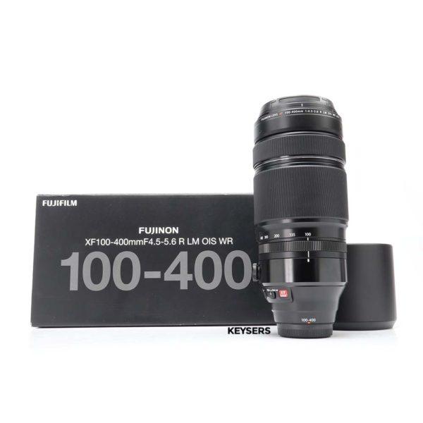 Fujinon XF100-400mm f4.5-5.6 R LM OIS WR Lens