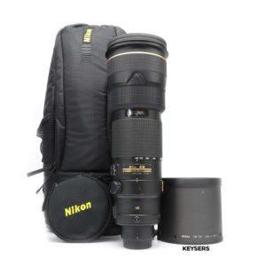 Nikon AF-S 200-400mm f4 G II ED VR Lens