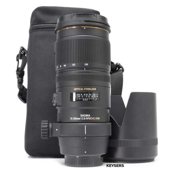 Sigma 70-200mm f2.8 APO DG HSM Lens (Nikon Mount)