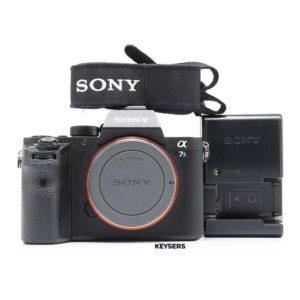 Sony A 7s II Body