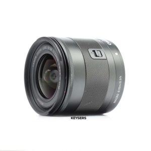Canon EF-M 11-22mm f4-5.6 IS STM Lens