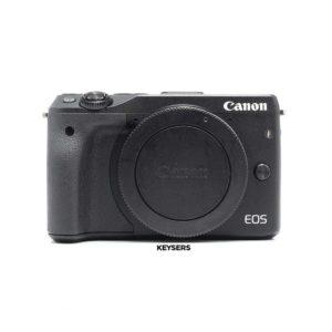 Canon EOS-M3 Bundle