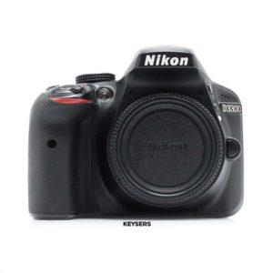 Nikon D3300 Bundle