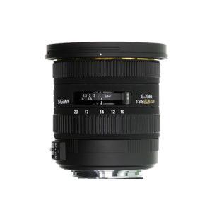 Sigma 10-20mm f3.5 AF EX DC HSM Lens (Nikon Mount)
