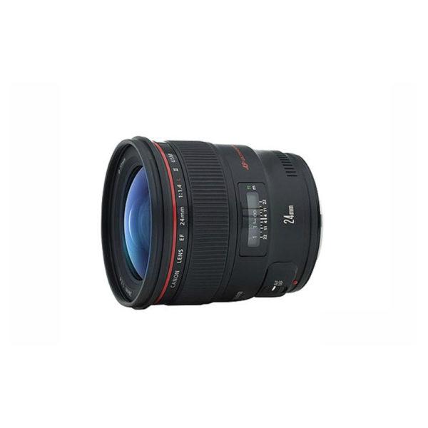 Canon EF 24mm f1.4 L USM II Lens