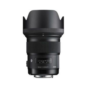 Sigma 50mm F1.4 DG HSM ART Lens (Nikon Mount)
