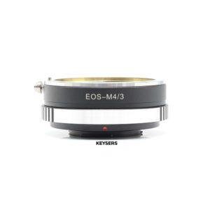 Generic EOS - M 4/3 Adapter
