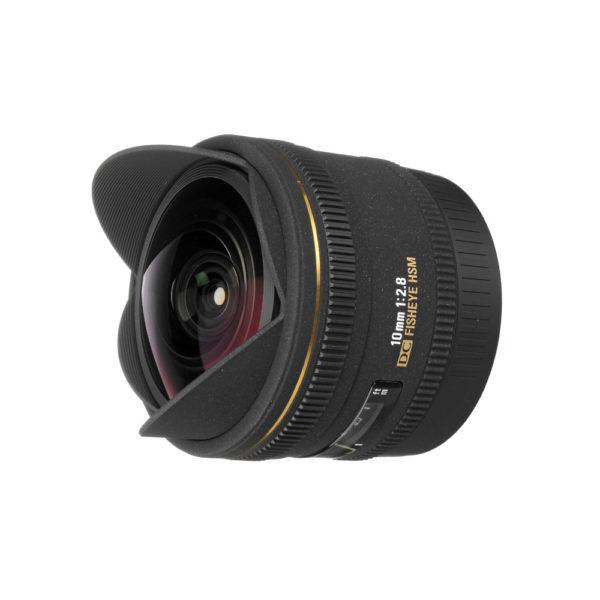 Sigma 10mm F2.8 EX DC Fisheye HSM (Nikon Mount)
