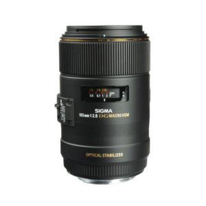 Sigma 105mm F2.8 EX DG OS HSM Macro (Nikon Mount)