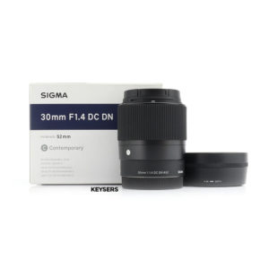 Sigma 30mm f1.4 DC DN Contemprorary Lens (Sony Mount)