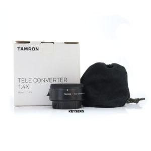 Tamron TC-X14 1.4x Teleconverter (Canon Mount)