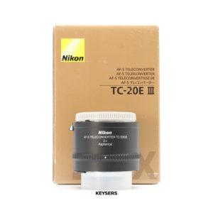 Nikon AF-S TC-20E III 2x Aspherical Teleconverter