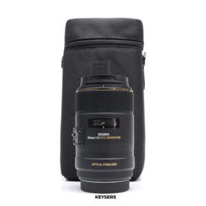 Sigma 105mm f2.8 EX DG OS HSM Macro Lens (Canon Mount)