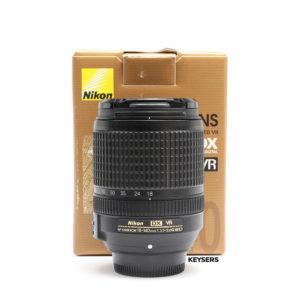 Nikon AF-S 18-140mm 3.5-5.6 G ED DX VR Lens