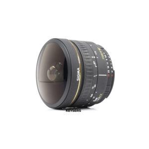 Sigma 8mm f4 D EX Fisheye Lens (Nikon Mount)