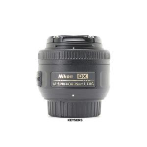 Nikon AF-S 35mm f1.8 G DX Lens