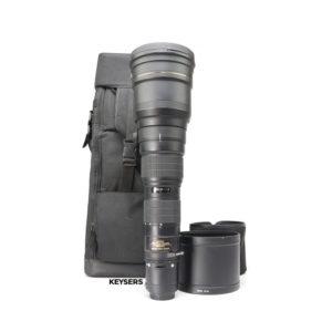 Sigma 300-800mm f5.6 APO EX DG HSM Lens (Canon Mount)