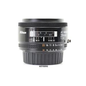 Nikon AF 28mm f2.8 Lens