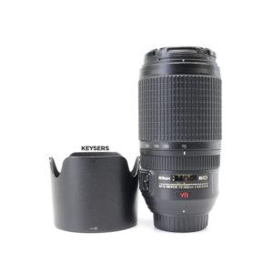 Nikon AF-S 70-300mm f4.5-5.6 G ED VR Lens