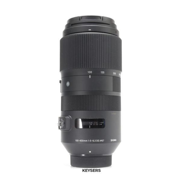 Sigma 100-400mm f5-6.3 DG OS HSM Contemporary Lens (Nikon Mount)