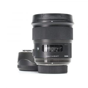 Sigma 24mm f1.4 DG HSM Art Lens (Nikon Mount)