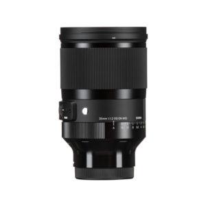 Sigma 35mm f1.2 DG DN Art Lens (Leica L Mount)