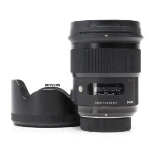Sigma 50mm f1.4 DG HSM Lens (Nikon Mount)