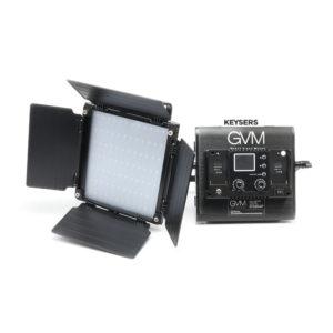 GVM -Great Video Maker 800D-RGB Light Kit