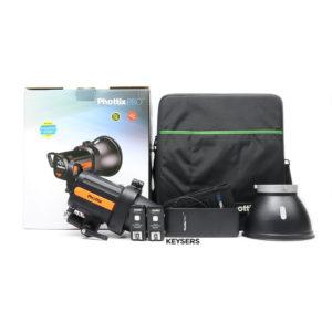 Phottix Pro Indra 360 TTL Studio Light Bundle